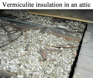 Dangers of Asbestos-Contaminated Vermiculite Insulation in Your Home